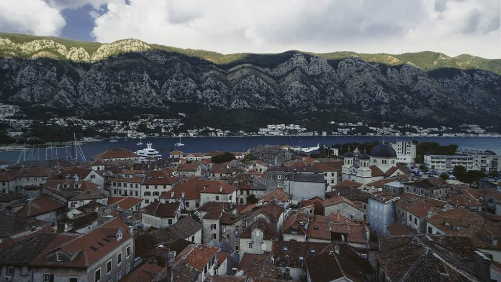 old town of kotor in the morning- montenegro road trip itinerary